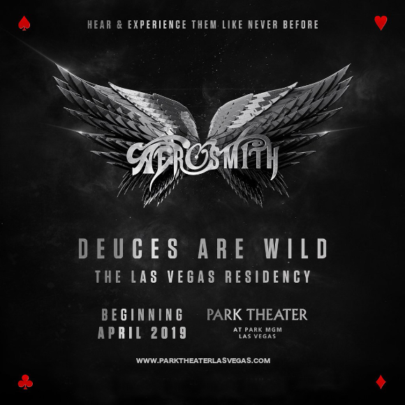 aerosmith las vegas park theater buy tickets