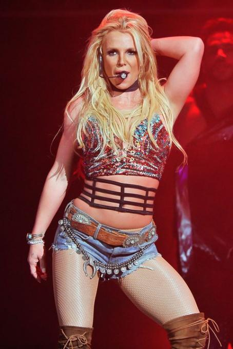 Britney Spears at Park Theater