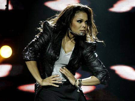 Janet Jackson at Park Theater