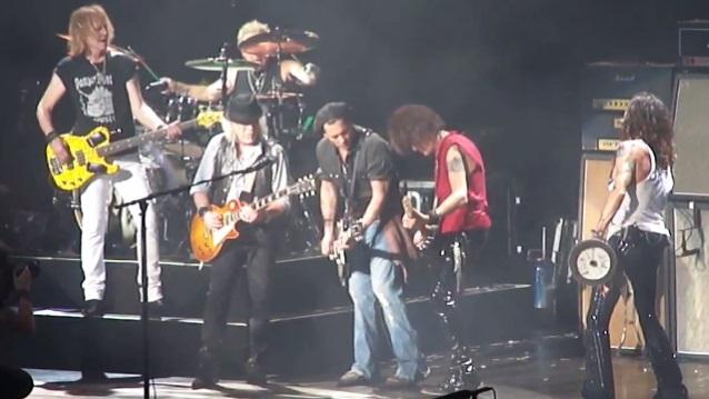 Aerosmith at Park Theater