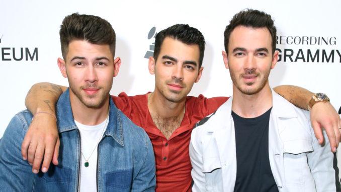 Jonas Brothers at Park Theater
