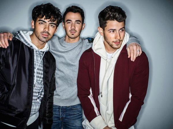 Jonas Brothers at Park Theater