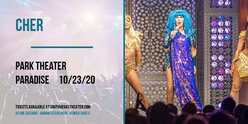 Cher at Park Theater