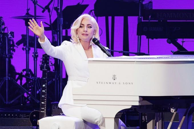 Lady Gaga at Park Theater