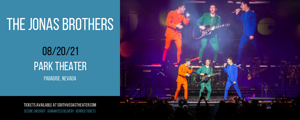 The Jonas Brothers at Park Theater
